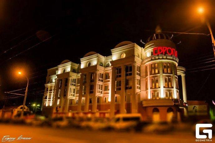 Europa Hotel Irkutsk
