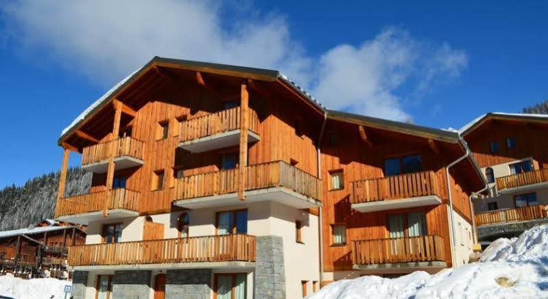 Vacanceole - Residence Les Chalets de la Ramoure