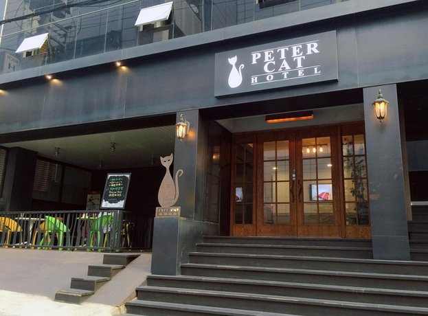 Petercat Hotel Shinchon Hongdae