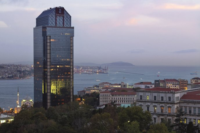 The Ritz-Carlton Istanbul at the Bosphorus