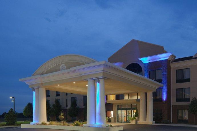 Holiday Inn Express Hotel & Suites Bryan-Montpelier