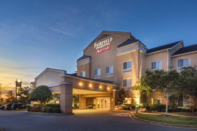 Fairfield Inn & Suites Auburn Opelika