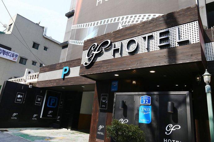 Daejeon Yongmun HOTEL CF