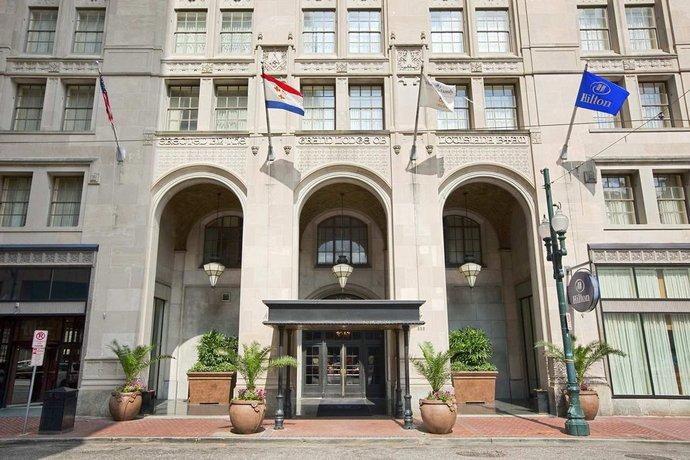 Hilton New Orleans / St Charles Avenue