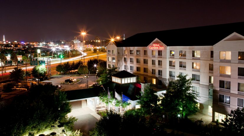 Hilton Garden Inn Secaucus Meadowlands