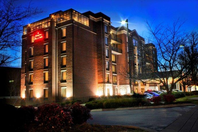 Hampton Inn & Suites Nashville-Green Hills
