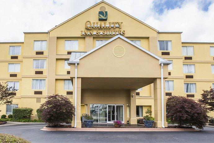 Quality Inn & Suites Spartanburg