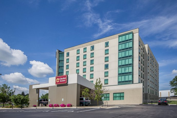 Clarion Suites at The Alliant Energy Center Madison