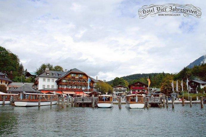 Hotel Vier Jahreszeiten Berchtesgaden