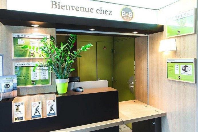 BB Hotel Toulouse Cite de lEspace Toulouse France