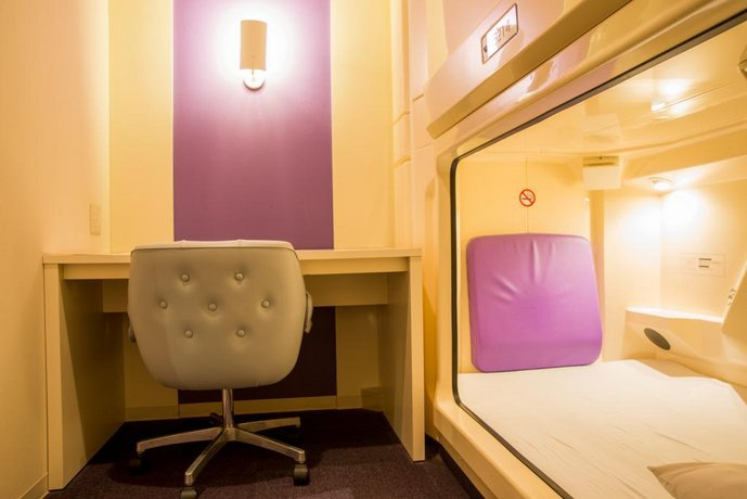 Capsule Hotel Rex Inn Kawasaki Male Only