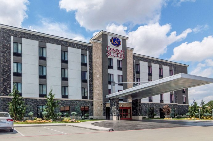 Comfort Suites Airport on Meridian Oklahoma City