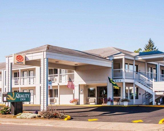 Quality Inn Cottage Grove Eugene South