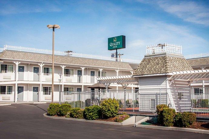 Quality Inn Central