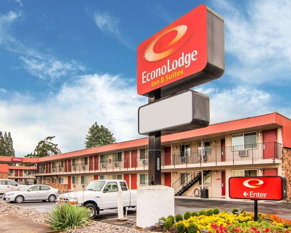 Econolodge Inn & Suites Hillsboro/Portland-West