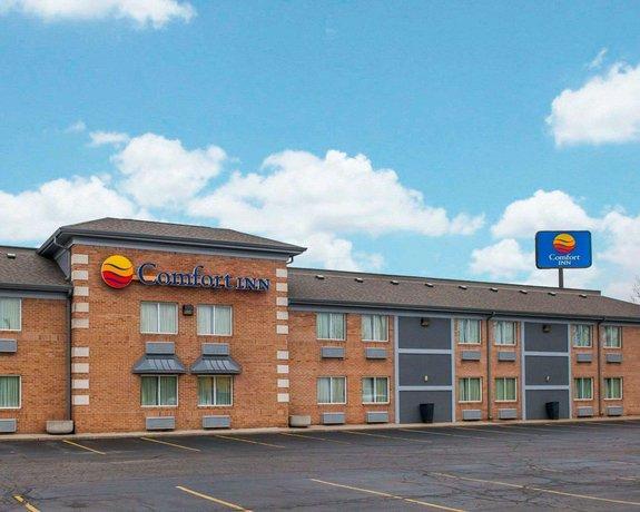 Comfort Inn Indianapolis