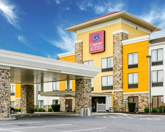 Comfort Suites Amish Country