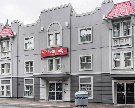 Econo Lodge Inn & Suites Downtown Toronto