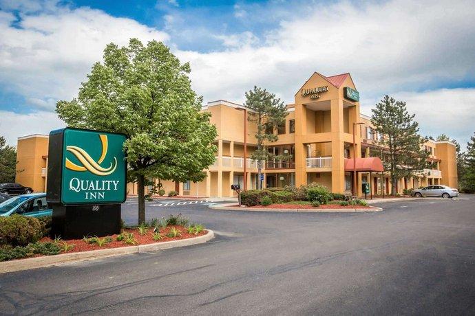 Quality Inn Colchester Burlington