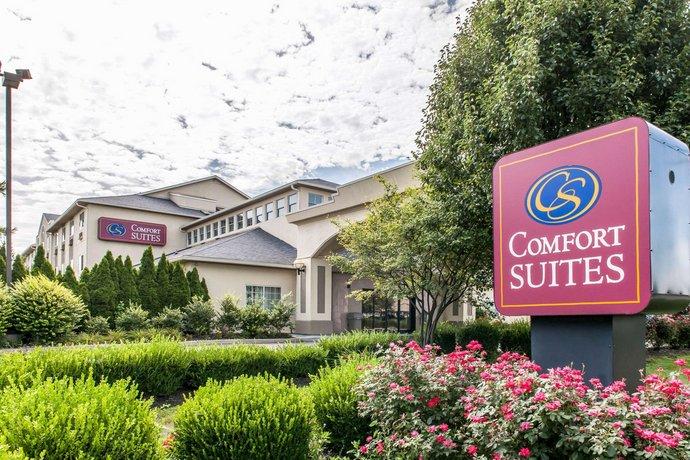 Comfort Suites Columbus Columbus