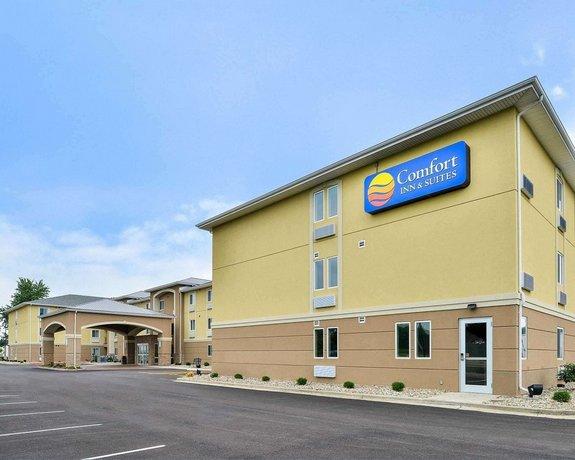 Comfort Inn & Suites Springfield Illinois