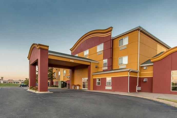 Econo Lodge Inn and Suites Tahlequah