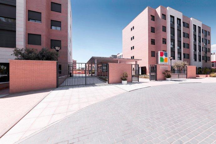 Apartamentos Turísticos Compostela Suites