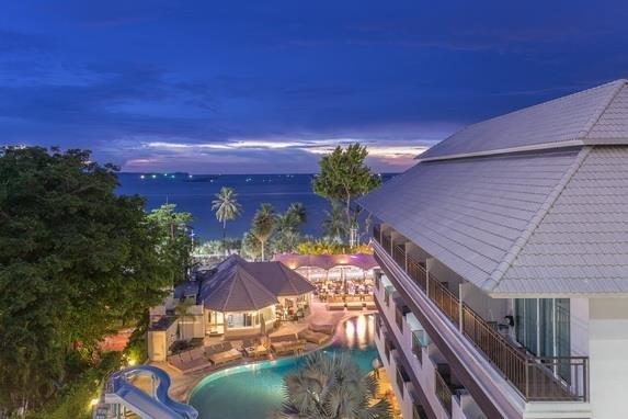 Pattaya Discovery Beach Hotel