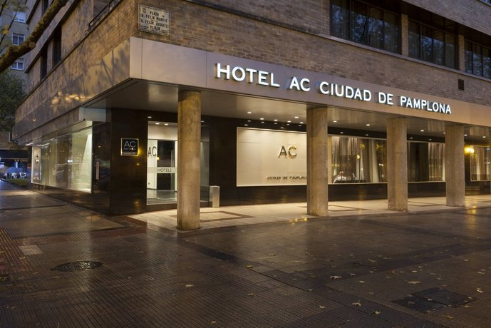 AC Hotel Ciudad de Pamplona A Marriott Luxury & Lifestyle Hotel