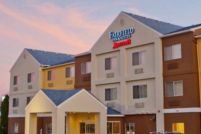 Fairfield Inn & Suites Joliet North Plainfield