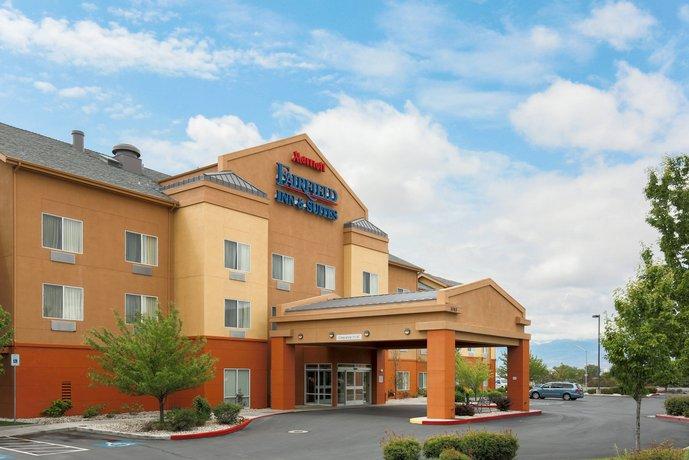 Fairfield Inn & Suites Reno Sparks