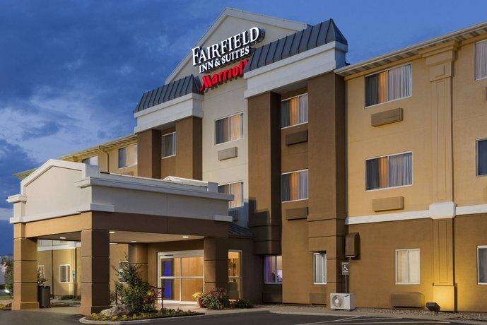 Fairfield Inn & Suites Oklahoma City Quail Springs/South Edmond