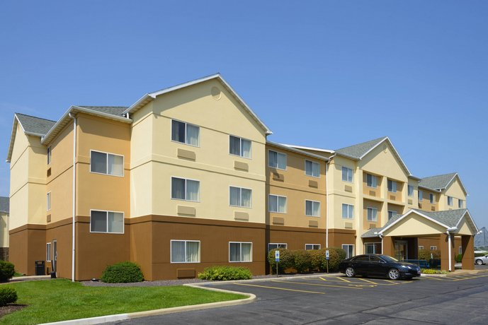 Fairfield Inn St Louis Collinsville IL