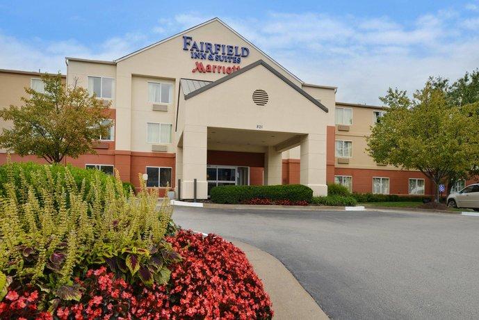 Fairfield Inn & Suites St Louis St Charles