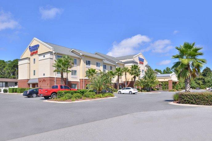 Fairfield Inn & Suites Kingsland