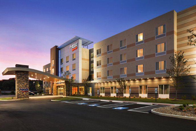 Fairfield Inn & Suites by Marriott Akron Fairlawn