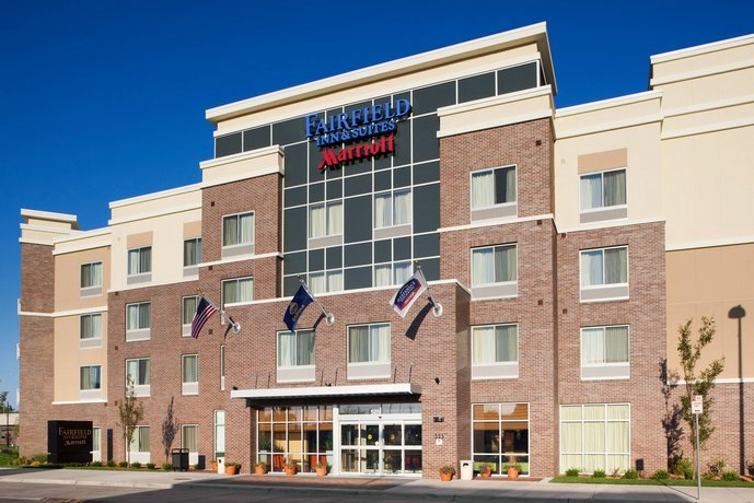 Fairfield Inn & Suites by Marriott Wichita Downtown
