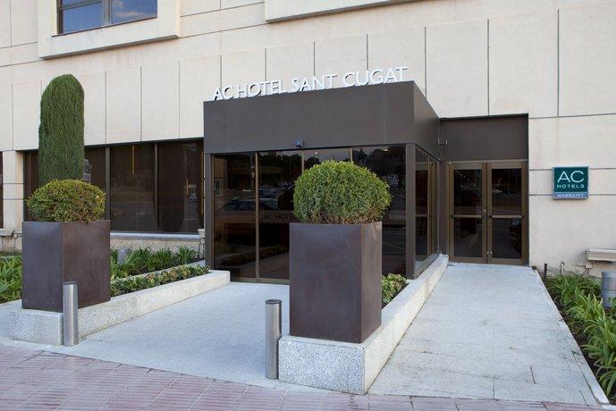 AC Hotel Sant Cugat A Marriott Luxury & Lifestyle Hotel