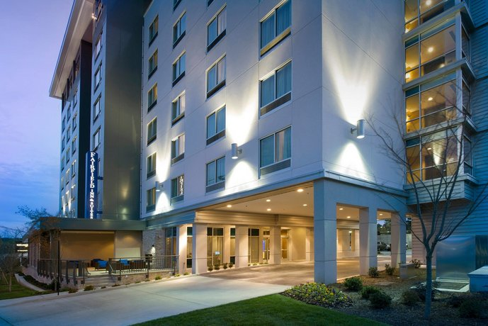 Fairfield Inn and Suites by Marriott Nashville Downtown/The Gulch