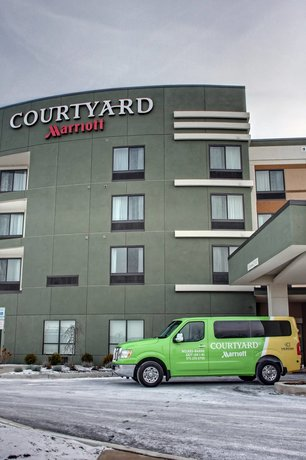 Courtyard by Marriott Wilkes-Barre Arena