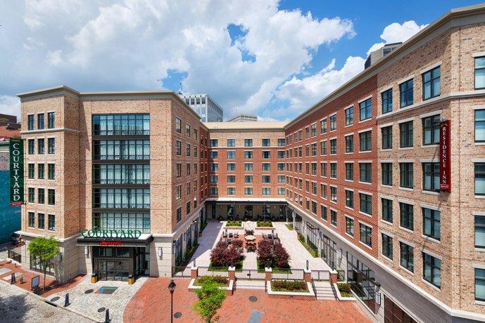 Residence Inn by Marriott Richmond Downtown