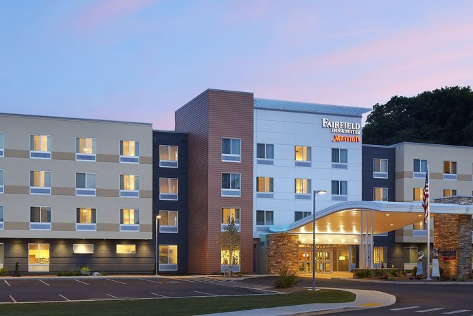 Fairfield Inn & Suites by Marriott Springfield Northampton/Amherst