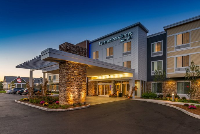 Fairfield Inn & Suites by Marriott Plymouth