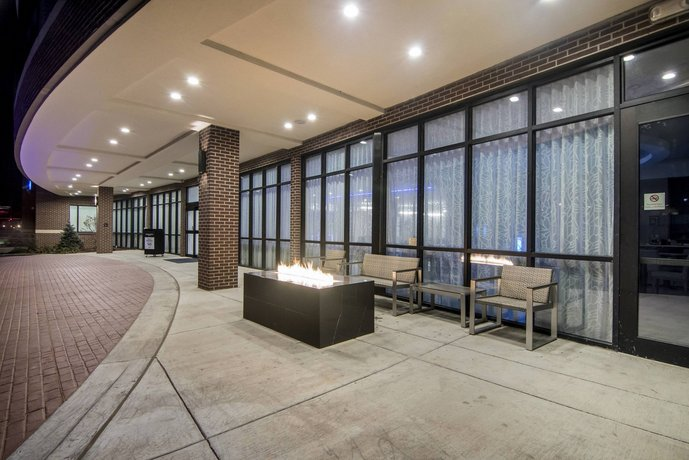 SpringHill Suites by Marriott Oklahoma City Downtown
