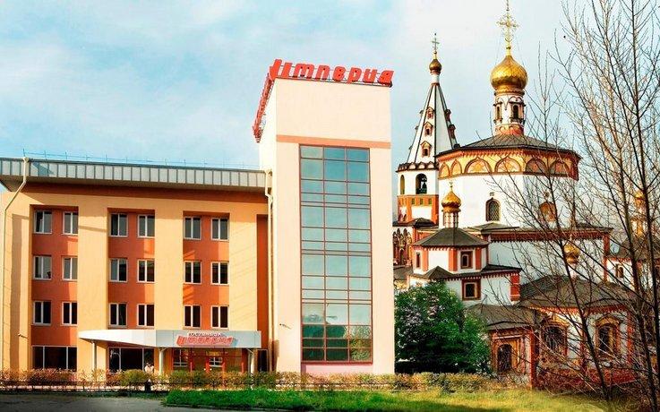 Empire Hotel Irkutsk