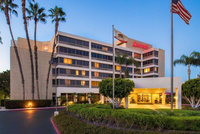 Fullerton Marriott at California State University