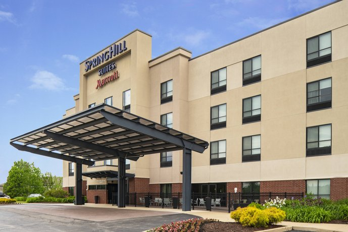 SpringHill Suites St Louis Airport/Earth City