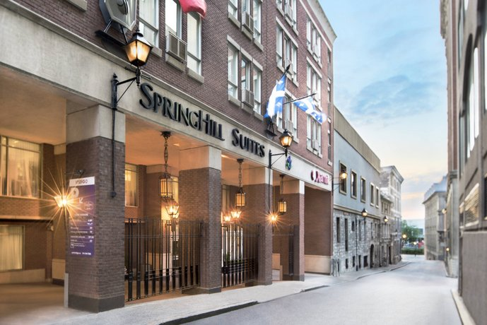 SpringHill Suites by Marriott Vieux-Montreal / Old Montreal