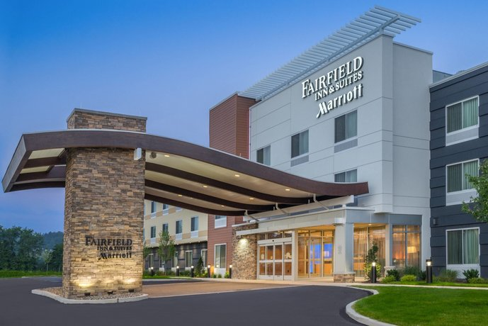 Fairfield Inn & Suites by Marriott Bloomsburg