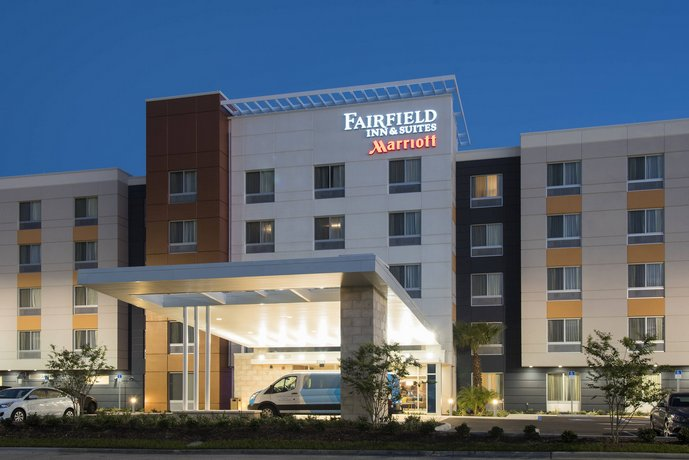 Fairfield Inn & Suites Tampa Westshore Airport